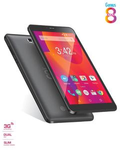 DANY Genius Star - 8 Tablet / 7 inches HD Screen / RAM 1 GB / 16 GB ROM / Android 6.0 - Black
