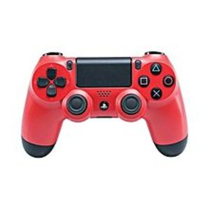 Sony PlayStation 4 - DualShock 4 Wireless Controller  - Red