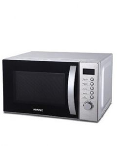 HOMAGE HDG-2014SS - Microwave Oven With Grill - Silver