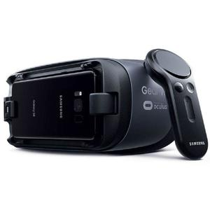 Samsung Gear VR Oculus (2017 Edition) with Controller, SM-R324 Orchid Gray For Galaxy S8+, Galaxy S8, Galaxy S7, Galaxy S7 edge, Galaxy S6, Galaxy S6 edge, Galaxy S6 edge+