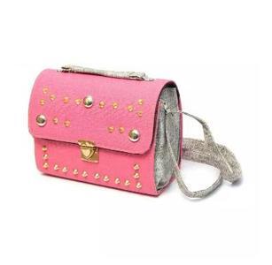 New Arrival Ladies Mini Handbag With Smart Lock
