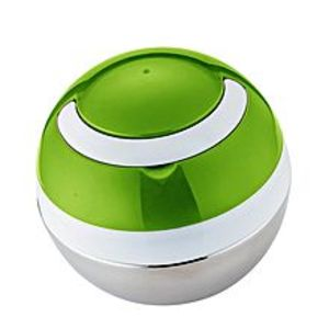 Lajawab1500ml Modern Designed Stainless Steel 3D Lunch Box Ball Shape