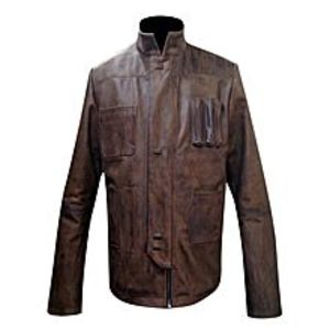 TASHCO Clothing Men's Brown Leather Jacket High Quality