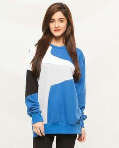 Multi Patches Sweatshirt For Women