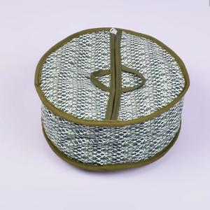 Cotton Roti Basket/Or Chapati Bread Basket Traditional Assorted Color