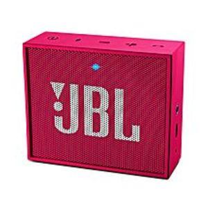 JBLJBLGOPINK - Portable Wireless Bluetooth Speaker - Pink