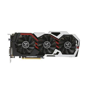 Colorful iGame NVIDIA GeForce GTX 1070Ti Vulcan U Top Graphics Card 1607/1683MHz 8G GDDR5 256bit PCI-E 3.0 DirectX 12 SLI VR Ready with HDMI DP DVI-D Port