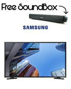 Samsung - Flat Full HD Led Tv - 32 Inches - Free Woofers - 1920X1080