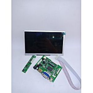 Techify 7 Inch HDMI IPS LCD Touch Screen Raspberry pi LCD Display