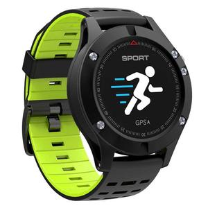 Bluetooth GPS Smart Watch - Pressure Altitude Temperature Measure - Heart Rate Monitor