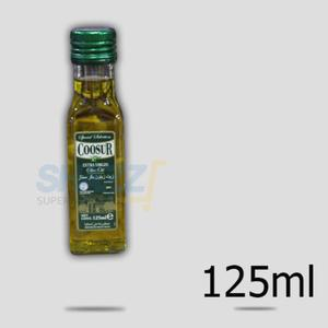 Coosur Extra Olive Oil 125ml