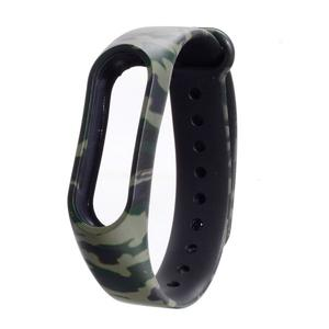 Xiaomi Replacement Silicone Wrist Strap WristBand for XIAOMI MI Band 2 Green