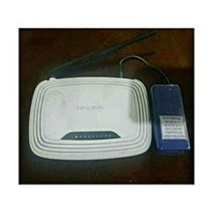 A1 2 Months Warranty- 9 Volts - WiFi Router UPS Power Bank - 4 Hours Guaranteed Backup - Automatic - Tenda Tp Link PTCL