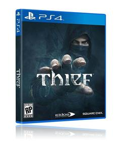 Playstation 4 DVD Thief Game