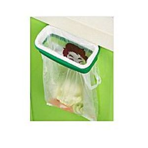 Abdul Basit StoreKitchen Cabinet Door Hanger Rack Disposable Bag Holder For Storage