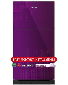 Homage Refrigerator HRF-47662GD PP - Big Size - Extra Energy Saving Series - Purple
