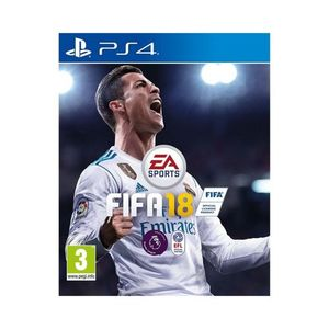 FIFA 18-Standard Edition – PlayStation 4 (Region 2)