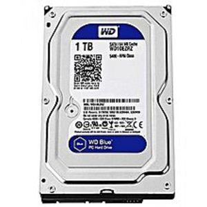 WDBlue 1TB Desktop Hard Disk Drive - SATA  3.5 Inch