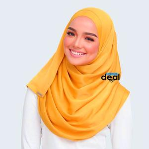 fashion all season women scarf thin shawls and wraps lady solid female hijab stoles long cashmere pashmina foulard head scarves yellow Plain Cotton Silk  Mix Stole Scarf For Women girls length 2.15 meter