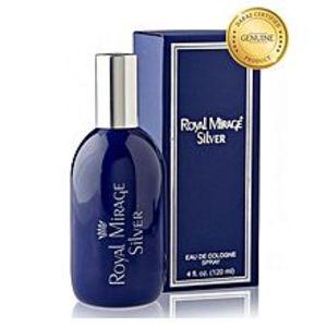 Royal MirageSilver Perfume For Men - 120ml