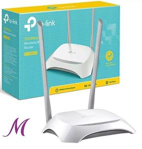 TP Link Wireless N Router 300MBPS TL-Wr840-N
