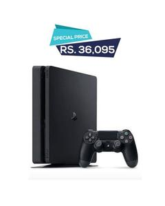 PlayStation 4 Slim - 1TB - Black