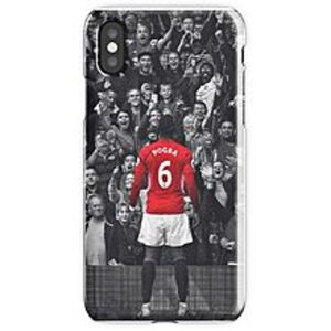 Virgin TeezPaul Pogda Man United Mobile Cover ( IPhone 6/6S Plus)