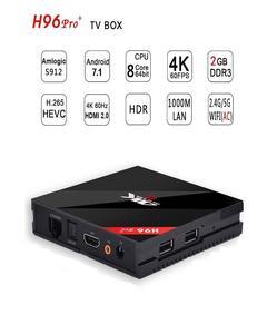 Andriod Tv Box H96 Pro Plus 3gb+32gb