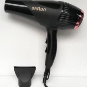 BRAUN BR-8897 7000Watt Proffessional Hair Dryer