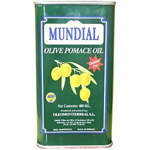 Mundial Pomace Olive Oil 175 ml
