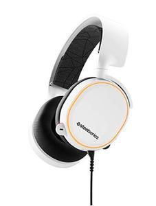 New Steelseries Arctis 5 7.1 Surround RGB Gaming Headset - White *2019 Edition