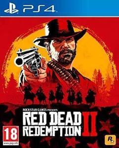 Red Dead Redemption 2 - PlayStation 4 Rockstar Games