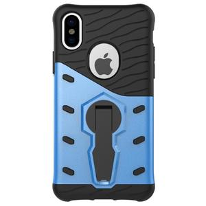 Life Eraser Non-slip Protective Case Rugged Shockproof Robot Armor Mobile Phone Cover for iPhone X