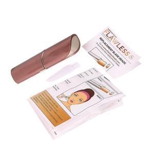 Mini Female Hair Removal Razor Women Body Face Lipstick Shape Shaving Shaver
