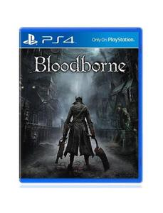 Playstation 4 DVD Bloodborne - Ps4