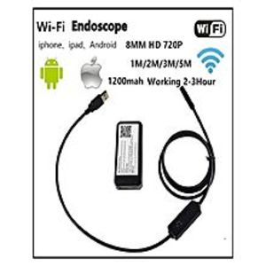 As seen on tvWiFi Endoscope Camera Android - 720P - Black
