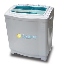 Kenwood Kenwood Semi-Automatic Washing Machine - 9 Kg - KWM935SA - White (Brand Warranty)