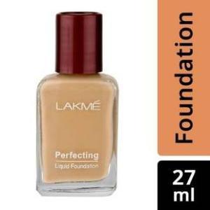 Lakme Perfecting Liquid Foundation, Coral (India) - 27 ml