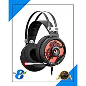 The8pmM-660 Stereo  Gaming Headphone Black