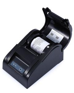 ZJ-5890T - Portable 58mm USB POS Thermal Receipt Printer EU - Black