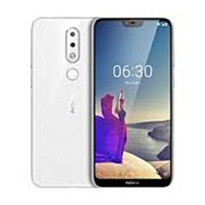 Nokia6.1 Plus 4Gb-64Gb - 5.8 Inches - White