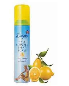 Lemon Hair Remover Spray Foam - 200Ml