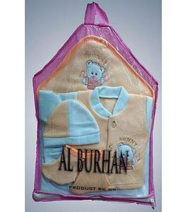 All In One Baby Suit Collection Gift Set -Pack Of 5 (Winter)