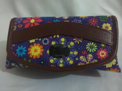 Multicolor Wallet for Women