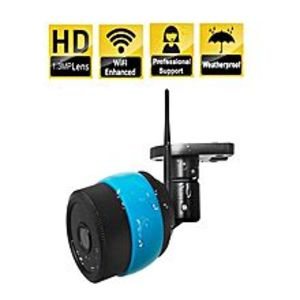 Computer Hardware ShopOuvis - C3 Hd Waterproof Wifi Outdoor Wireless Security Camera