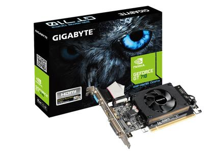Gigabyte Geforce GT710 2 GB GV-N710D3-2GL