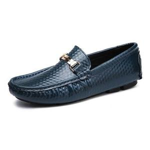 Mens Summer Flip Flops Fashion Beach Slippers Sandals-Brown