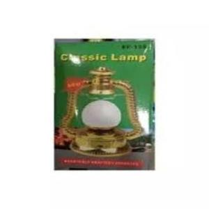 Classic Lamp With Two Color Light
