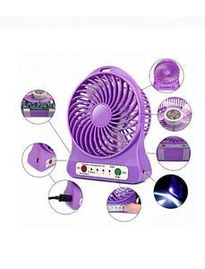 USB Fan with Power Bank