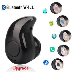 Mini Invisible Ultra Bluetooth Mini Bluetooth Wireless Stereo Headset/Earphone/Handsfree/Headphone With Mic Universal Handsfree For Iphone For Samsung